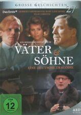 GROSSE GESCHICHTEN 27 - VATER & SOHNE - EINE  DEUTSCHE TRAGEDIE - 4 DVD-BOX