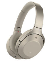 Sony Wh-1000xm2 Wireless Noise Cancelling Headphones Gold 5 off W/code Pull5