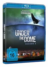 4 Blu-rays * UNDER THE DOME - STAFFEL / SEASON 3 - Mike Vogel # NEU OVP +