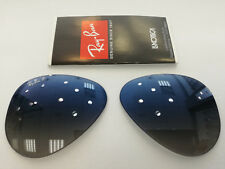 Lenses Rayban RB8307 & RB3025 004/78 55 Polarized Replacement Lenses