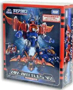 DA-01 Takaratomy Diabattles V2 Diaclone takara Robots Limited Edition 1/60