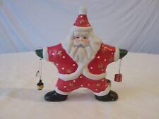 Star Santa figurine