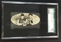 1934 Carreras Ltd  Film Stars  #67 LAUREL & HARDY SGC 84  (PSA 7) NM