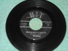 The Chords/The Chellows Creeque Alley VG++/Him Or Me What's It VG++  Rock 45