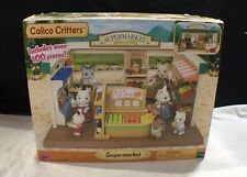 Calico Critters Supermarket Set New RC