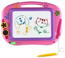 Magnetic Drawing Board Games Toys For Kids- Erasable Colorful Magna Doodle Sketc