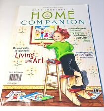 Mary Engelbreit Home Companion Magazine Gracie Paper Doll April May 2000 Spring