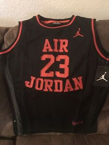 Air Jordan Jersey Youth Size XL, Retails For $45