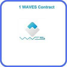1 Waves (WAVES) CRYPTO MINING-CONTRACT ( 1 WAVES)