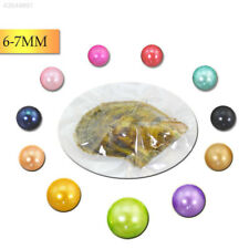 4643 Unique Jewelry Round Bead Oysters Pearl Oyster Fashion Oyster Accessories