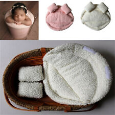 Newborn Baby Photography Props Posing Pillow Basket Filler Photo Prop Backdrop❤
