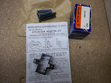 Micro Switch 986CAA 4 Plunger Adapter Kit New Old Stock