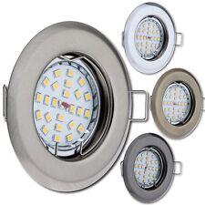 Einbaustrahler LED GU10 / GU5,3 Einbau-Leuchte Decken-Strahler Einbau-Spot OH14