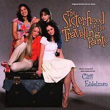 FREE US SHIP. on ANY 2 CDs! NEW CD Cliff Eidelman: The Sisterhood of the Traveli