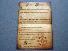 Tera Collector's Edition  Letter of Marque   Tera Online C.E.