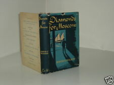 DIAMONDS FOR MOSCOW By DAVID E. WALKER 1953 RARE