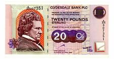Scotland ... P-229 ... 20 Pounds ... 1999 ... *XF+*