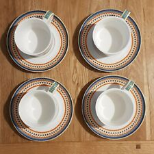 Maxwell Williams Valencia X4 Cup and Saucer Set Beautiful Condition