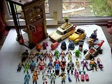GHOSTBUSTER Fire Station Ecto voiture Personnages Véhicules collection lot