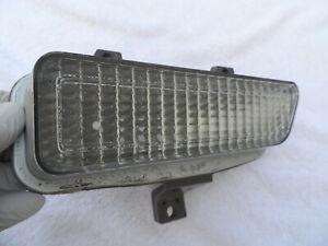 1975 OLDSMOBILE 98 PARKING LAMP TURN SIGNAL LAMP LEFT DRIVER SIDE GOOD USED