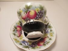 "ROYAL ALBERT ENG CHINA CUP & SAUCER ""KENT""  COUNTRY FAYRE SERIES EXC CONDITION"
