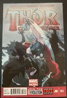 THOR: God Of Thunder #3 1st Print (Jason Aaron/Esad Ribic) Gorr | High Grade!