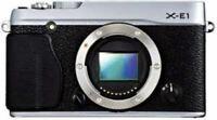 Fujifilm X-E1 Silber Body