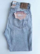Distressed Big & Tall 32L Men's Jeans Tapered