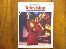Dec. 12, 1993 N Y Times TV Mag(BETTE  MIDLER/GYPSY/A FLINTSTONE FAMILY CHRISTMAS