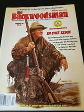 THE BACKWOODSMAN MAGAZINE Vol.35 #2 Mar/Apr 2014
