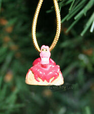Custom Disney The Little Mermaid SEBASTIAN CRAB Christmas Ornament PVC NEW