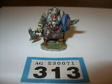 Nick Lund CITADEL N14 CHRONICLE OGRE Painted - BIG CHEST CHIEF - Lot 313