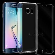 High Responsivity Screen Protector Soft Case for Samsung Galaxy S6 edg