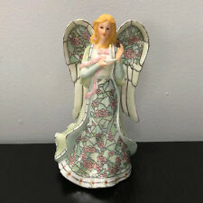 Angel of Hope Angelic Inspirations Porcelain Figurine Bradford Exchange