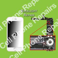 iPhone 6S Plus Backlight Dim Screen No Picture Repair Service