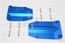 GPM Racing Traxxas X-Maxx Blue Aluminum Skid Plate Set TXM332-B
