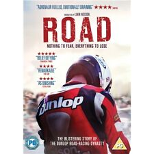 Road (Narrated by Liam Neeson Joey Dunlop) Region 4 New DVD
