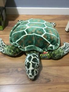 Melissa & Doug Giant Stuffed Animal Sea Turtle Plush NEW w/tag