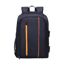 Large Camera Backpack Shoulder Bag Waterproof DSLR SLR Padded Case Canon Nikon