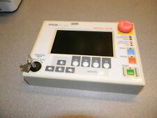 Epson Seiko D Tran Opu 300 Teach Pendant For Scara Robot Controller With 2 Keys