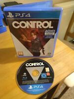 Control - Sony Playstation PS4 Game - Boxed - FAST & FREE P&P!