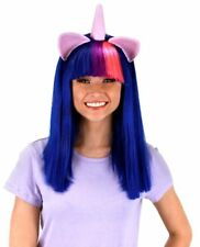 My Little Pony Twilight Sparkle High Quality Wig with Ears COSPLAY, NEW UNWORN