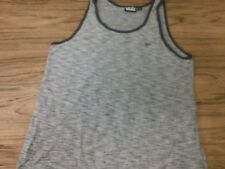MEN's VANS TANK TOP  Graphic T-SHIRT Sleeveless  Size: S  #30308