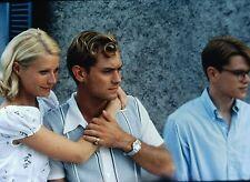 "Gwyneth Paltrow & Jude Law in ""The Talented Mr. Ripley""- Orig. 35mm Color Slide"