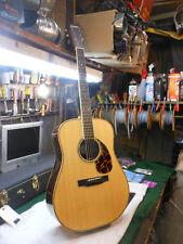 Larrivee D-60 Acoustic Guitar Traditional Rosewood Spruce Ebony Mint OC Warranty