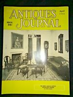 Antiques Journal 1956 duPont Winterthur Museum Wedgwood American Imported Dolls