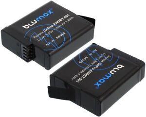 Original Blumax Akku für GoPro Hero 7 Black Digital Kamera Accu 1260mAh