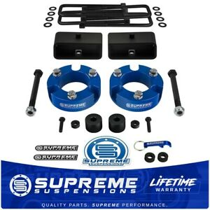 """3"""" Front + 2"""" Rear Leveling Lift Kit + Diff Drop for 2005-2020 Toyota Tacoma 4WD"""