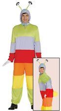 Costumi e travestimenti vestiti multicolori per carnevale e teatro da uomo sul animali e natura