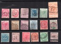 British Commonwealth QV unchecked collection WS21056